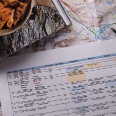 backpacking meal planner, backpacking menu maker