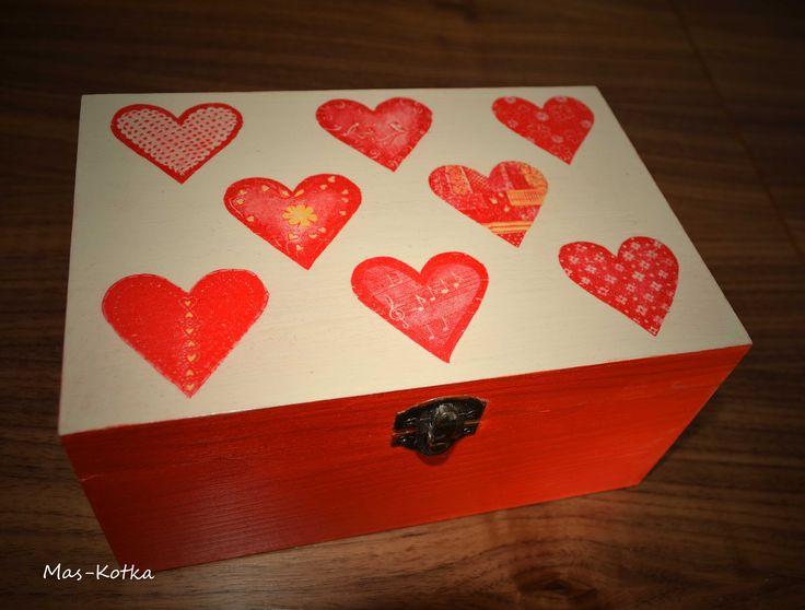 Decoupage - box