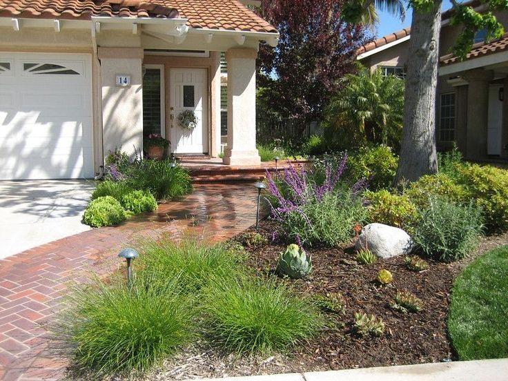 39 best walkways idea in your front yard drought