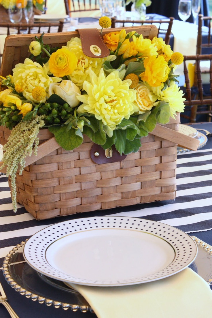 best 25 picnic centerpieces ideas on pinterest picnic