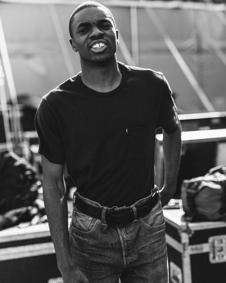 Vince Staples shot with my Canon
