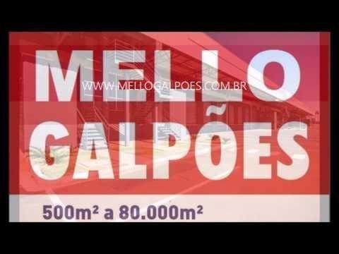 Galpões, Salvador, Feira, Camaçari, São Paulo, Recife, Curitiba..