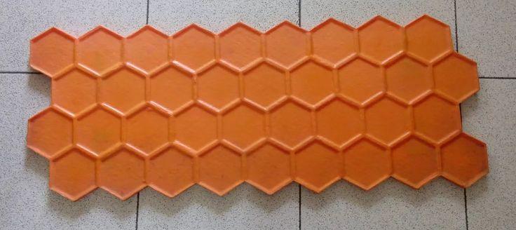 12 best aprende paso a paso a decorar paredes con for Moldes para adoquines