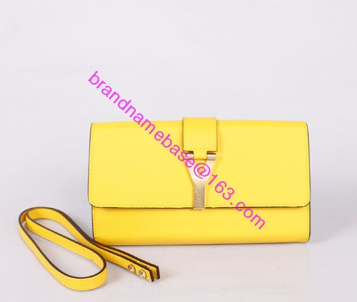 Ysl Yellow Shoulder Bag 67