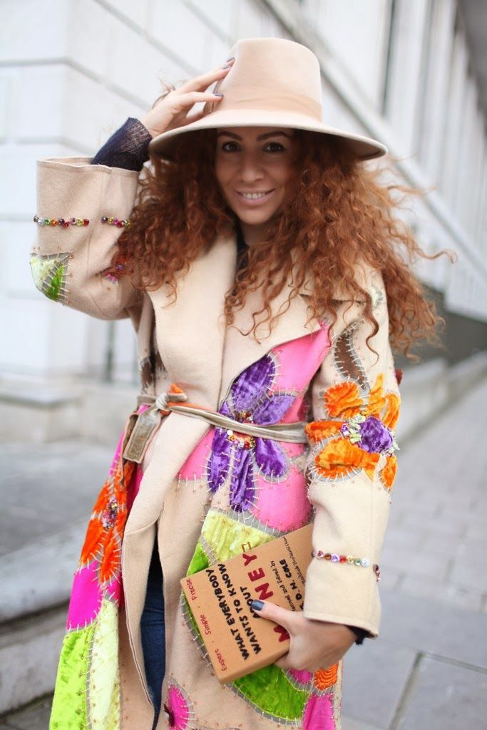 41 Best Street Style At London Fashion Week Fall 2014 Images On Pinterest Winter Street Styles