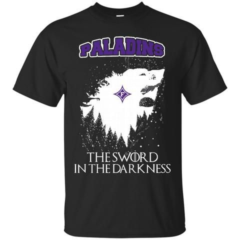 Furman Paladins Game Of Thrones T shirts The Sword In The Darkness Hoodies Sweatshirts