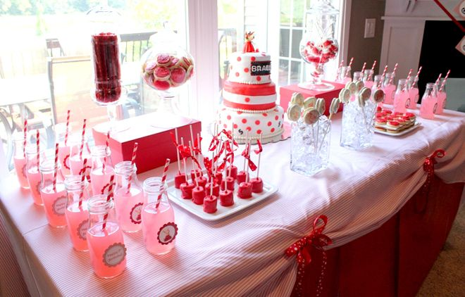 Olivia Party - love these ideas