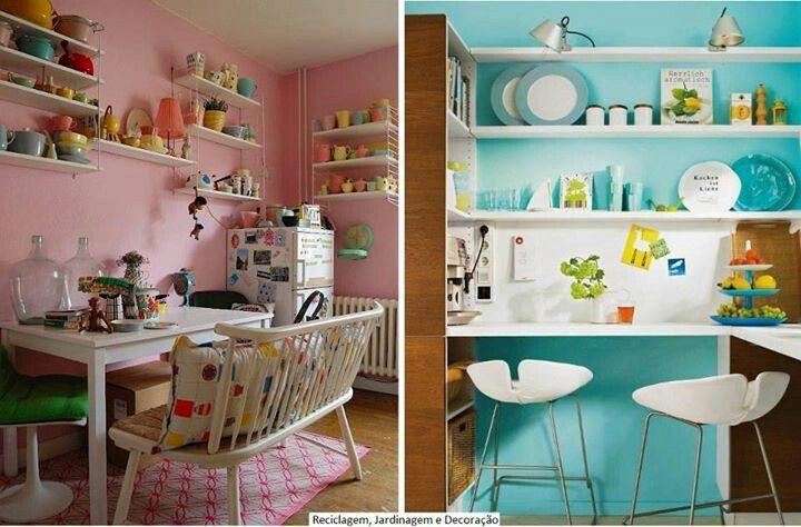Dos estilos de cocina para espacios chicos y grandes ideas for Decoracion para ambientes chicos