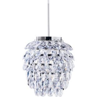 buy living pineapple pendant clear at your. Black Bedroom Furniture Sets. Home Design Ideas