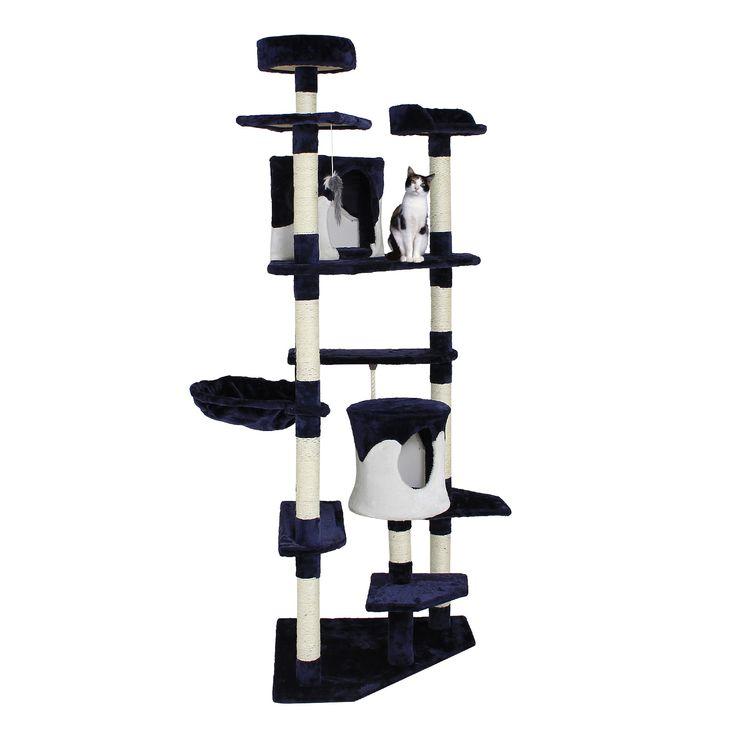 die besten 17 ideen zu katzenkratzbaum auf pinterest kratzbaum kratzbaum und kratzb ume. Black Bedroom Furniture Sets. Home Design Ideas