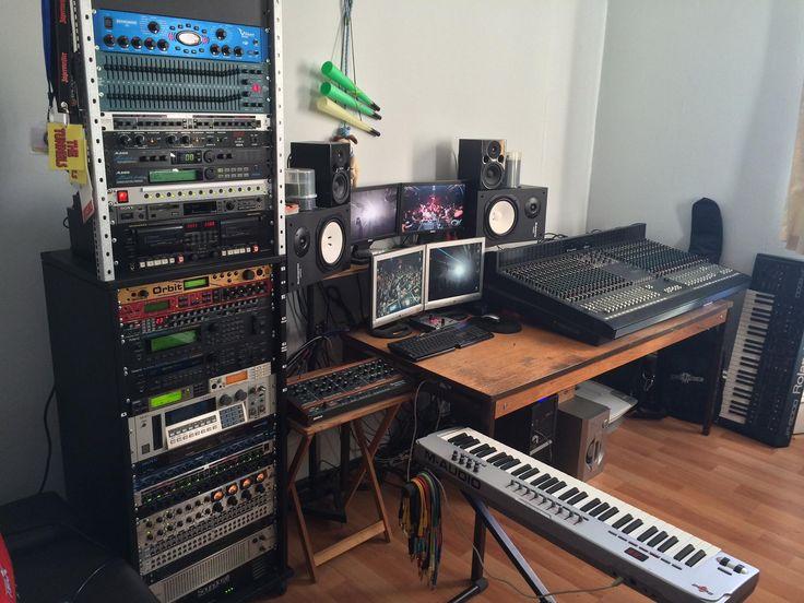 Show Off Your Studio Weekly Roundup 16 Musictech