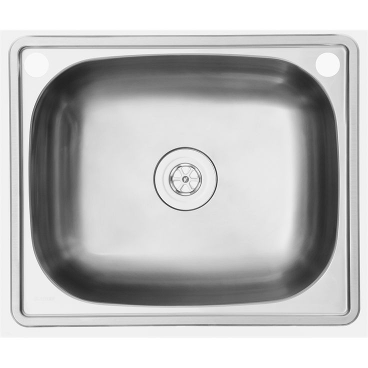 Blanco 60cm 45L Stainless Steel Jarah Laundry Sink