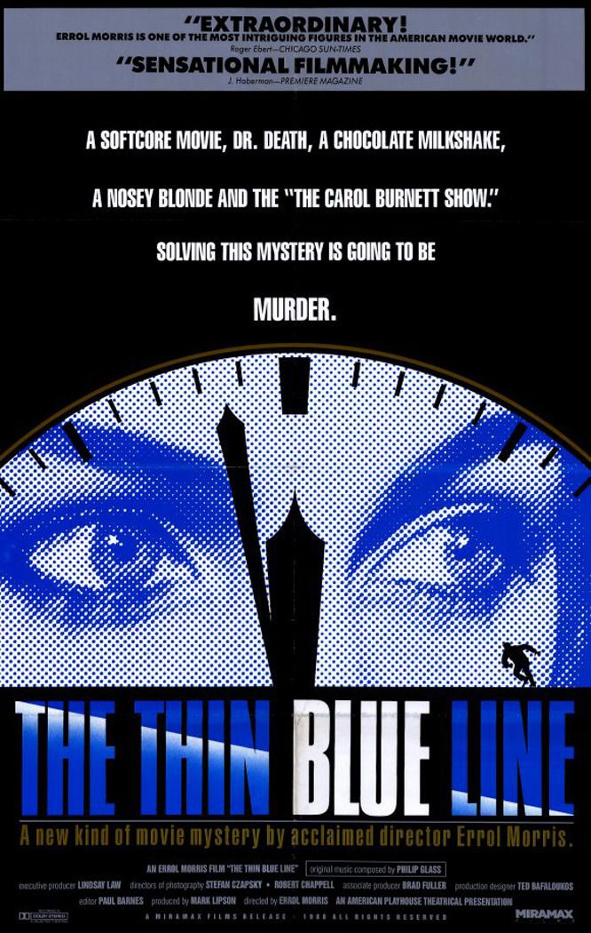 'The Thin Blue Line' (1988)