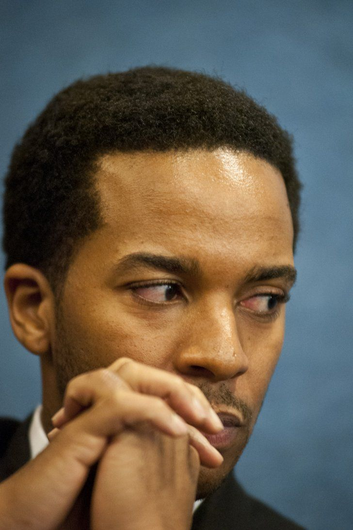 Pin for Later: 20 Photos That Prove Andre Holland Looks Hot in Any Historical Era With a face like that, the clothes are just a bonus.