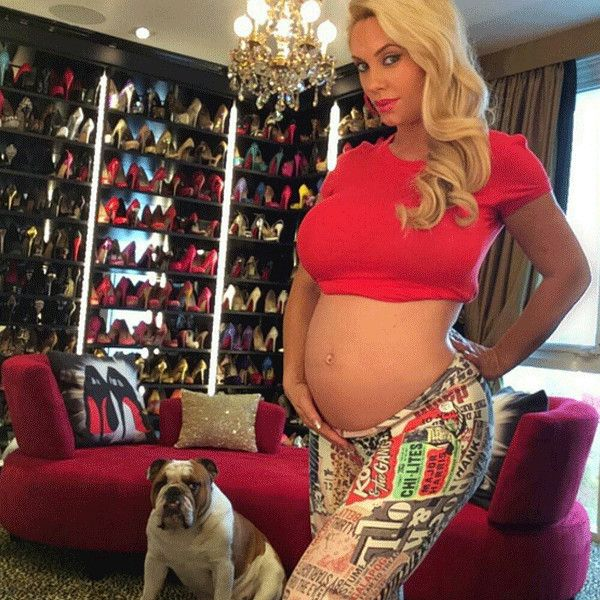 Coco's Pregnancy Blog: Defending My Small Baby Bump, Plus the Message My Doctor Keeps Telling Me  Coco, Instagram