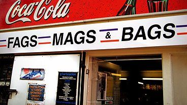Fags Mags & Bags BBC Radio 4 Scottish sketch show - funny