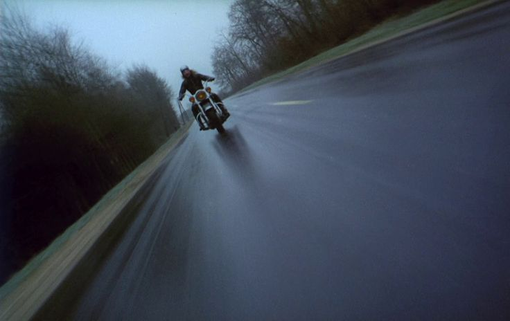 The Girl on a Motorcycle | FilmGrab