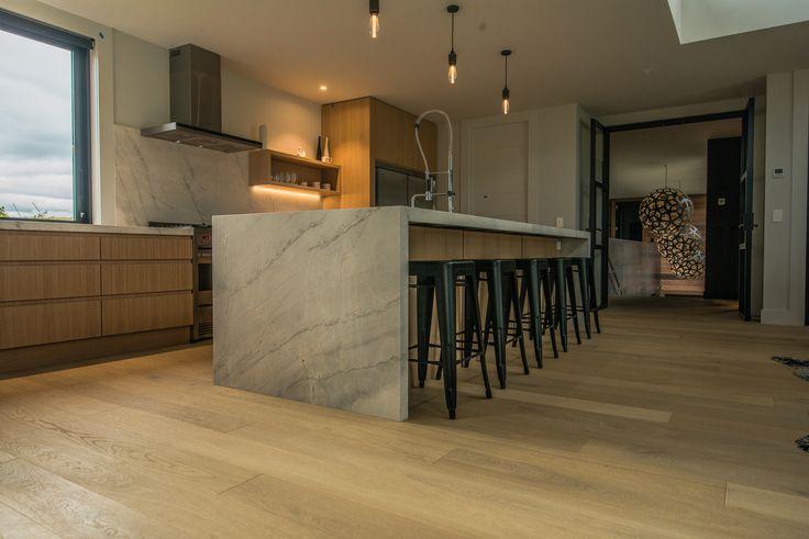 Millbrook's House  #flooring #handscrapedflooring #hardwoodflooring #lightgreywoodflooring #lightwood  #lightwoodfloors  #livingroomwoodenfloor  #oak #parquetflooring #stairs #whitefloor  #whitefloors #whiteoakwoodflooring #whitewoodenflooring #wideplankflooring #woodflooring #woodfloorslivingroom #woodenstairs Photo Credits: Niels Koervers