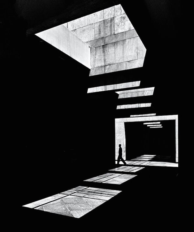 It takes a special kind of photographer to show us a city in a different light. And Lebanese photographer Serge Najjar has managed to do just this, focusing his lens on his home city of Beirut to bring out the stunning contrasts of light and dark in his series The Architecture of Light.