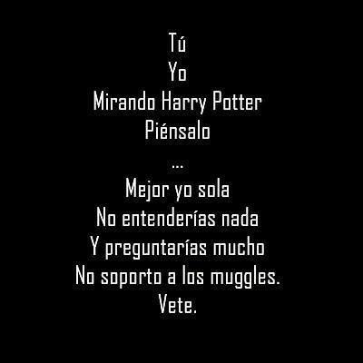Muggles ¬¬