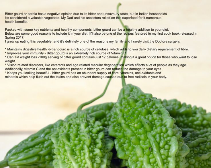 New Blog Post: Bitter Gourd  Or is it? February 14 2016 at 12:32PM