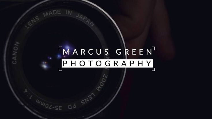 Photographer Minimal Logo Reveal Animation Bumper - After Effects Project  Photogrpahy Photographer Logo Minimal Logo Reveal Bradley Lancaster bradleylancaster.com  #aftereffects #logo #logoanimation #minimal #logodesign