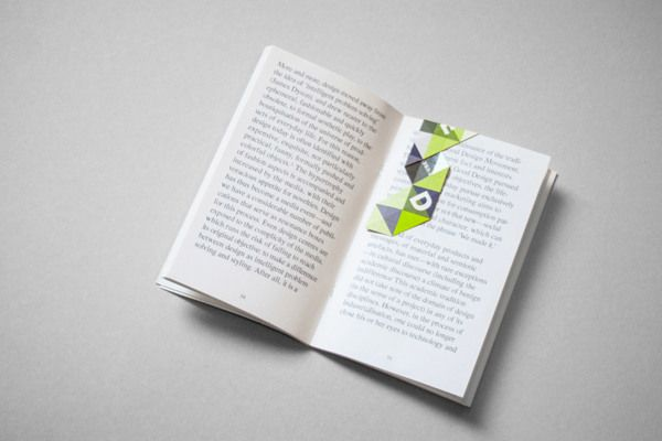 Reinventing the bookmark on Behance
