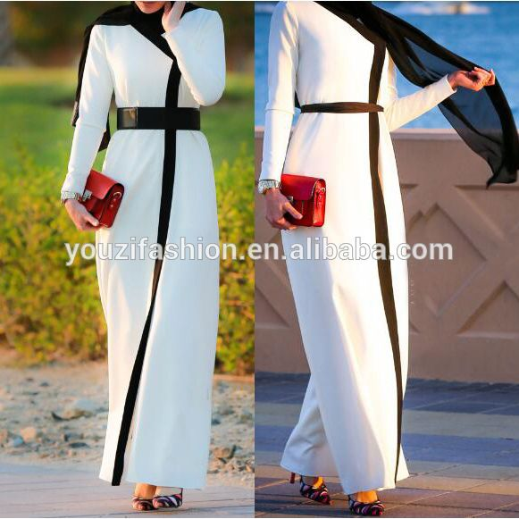 Check out this product on Alibaba.com App:Latest long sleeve maxi dress Muslim Kaftan abaya latest burqa designs pictures https://m.alibaba.com/fqui6r