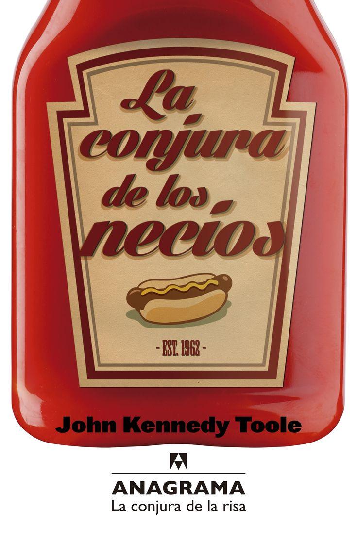 Uno de los libros más divertidos, sorprendentes y disparatados de la literatura estadounidense en @AnagramaEditor. Si no has leído «La conjura de los necios» o si aprecias a alguien que no lo ha hecho, este es el momento de regalarte o regalar la hilaraante obra de John kennedy Toole. Editorial Anagrama reedita esta obra en una edición económica para inaugurar su nueva colección de humor: la conjura de la risa: https://www.veniracuento.com/content/la-conjura-de-los-necios
