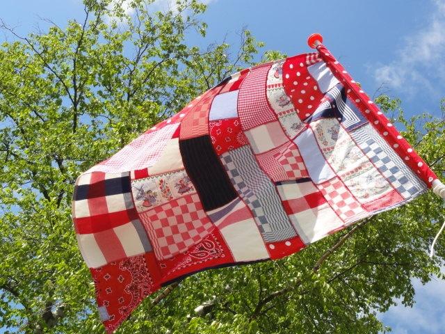 nederlandse feestvlag  www.mooiismooi.nl