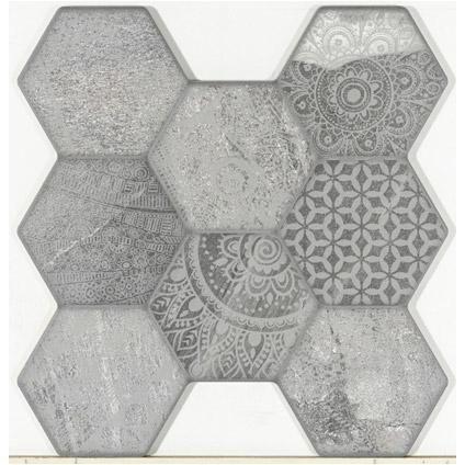 PRAXIS - VESTA   € 40,69  Vloertegel mix 45 x 45cm  per 1,1m²