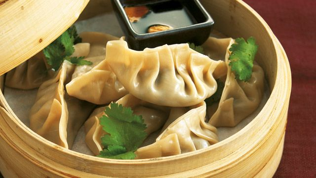 The Biggest Loser Recipes - Oh so yummy streamed pork dumplings