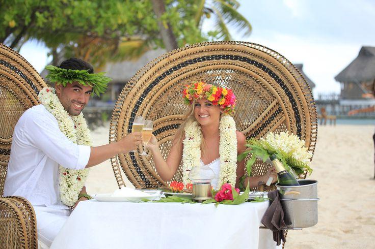 Tikehau Pearl Beach Resort - Wedding
