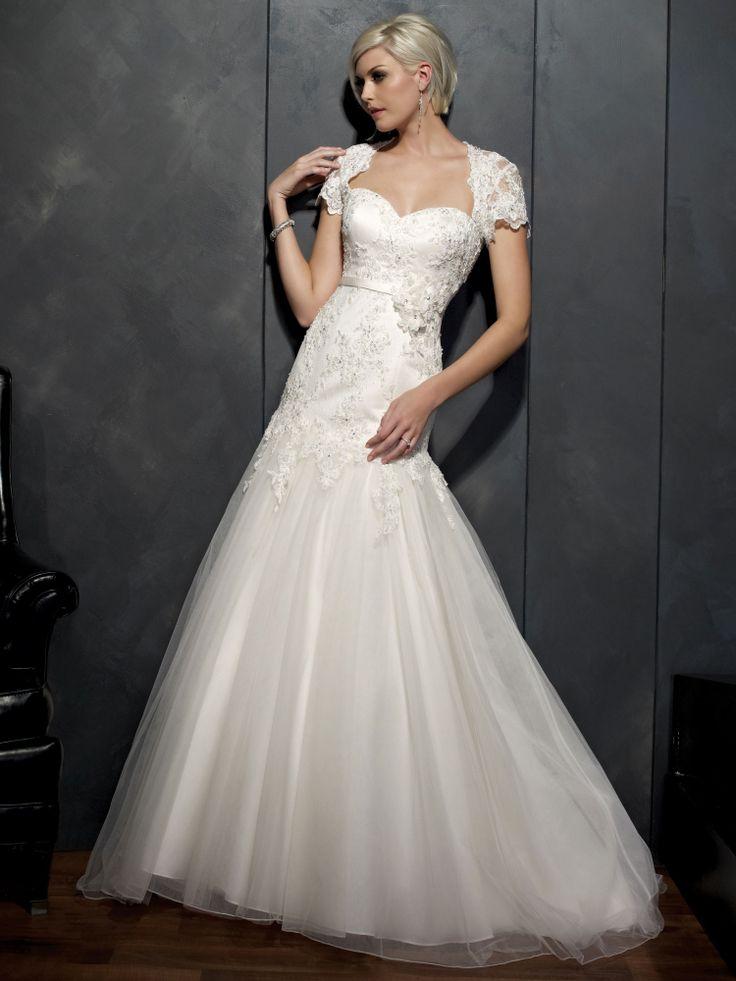 61 best Kenneth Winston Bridal Gowns images on Pinterest   Short ...