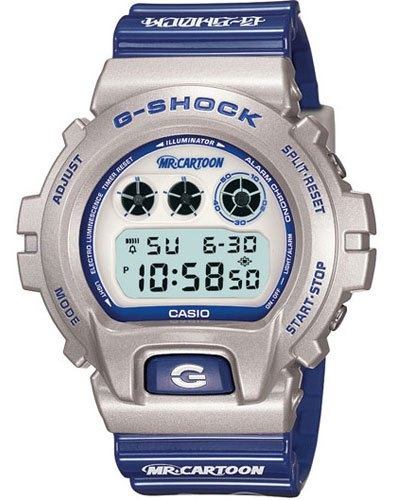 Casio G Shock Limited Edition Mister Cartoon Dw6900mrc-8 Rare G-shock Watch. - Find Me The Cheapest Sale Price: $795.00