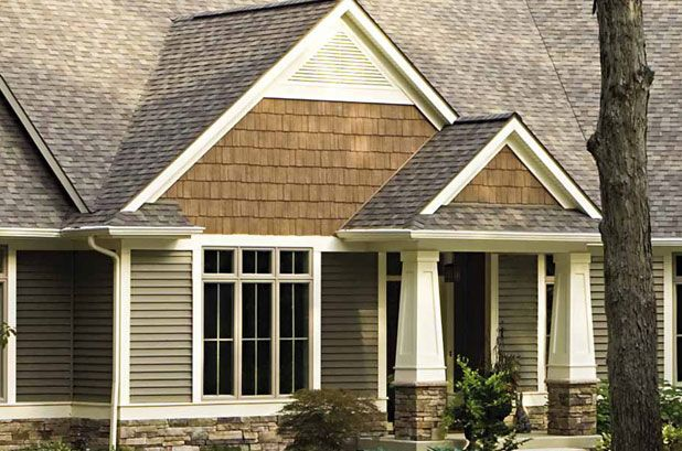 96 Best House Siding Images On Pinterest