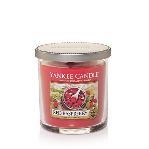 Yankee Candle Red Raspberry Small Single Wick Tumbler Candle, Fruit Scent -- Check this awesome product by going to the link at the image.