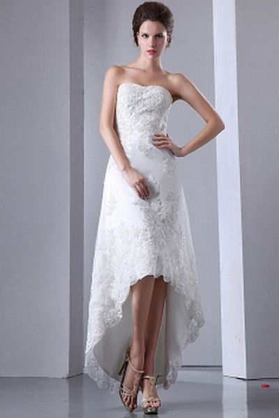 Lace Elegant Spaghetti Strap Bridal Gowns wr0180 - http://www.weddingrobe.co.uk/lace-elegant-spaghetti-strap-bridal-gowns-wr0180.html - NECKLINE: Spaghetti Strap. FABRIC: Lace. SLEEVE: Sleeveless. COLOR: Black , Pink. SILHOUETTE: A-Line. - 139.59