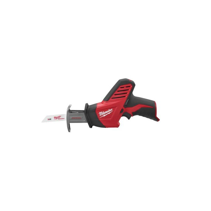 Milwaukee 2420-20 12 Volt Cordless Reciprocating Saw (No Battery) Power Tools Saws Reciprocating Saws