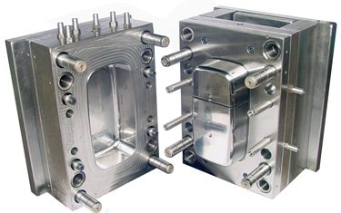 #Plastic #injection #molding involves the process of plastic mold manufacturer with the help of molten plastic.