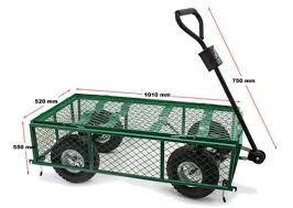 Resultado de imagen para carrito para herramientas de jardinería