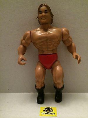 (TAS003683) - WWE WWF WCW Wrestling Remco Action Figure - Larry Zbyszko