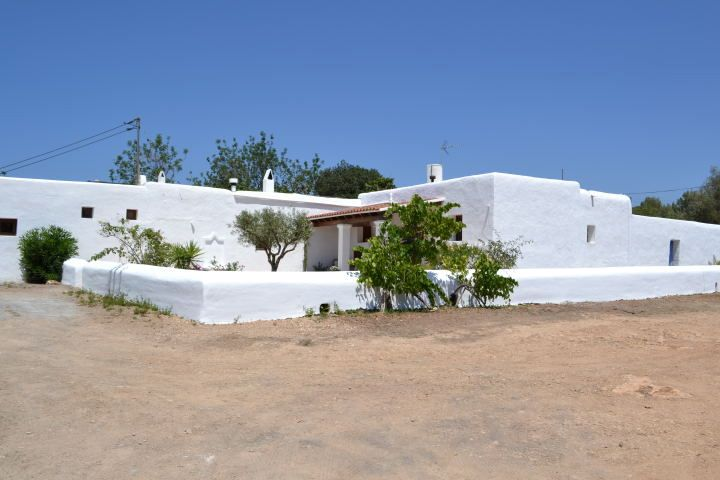Can pinya casa tradicional ibicenca can pinya arquitectura tradicional en ibiza rural - Casa rural can salva ...