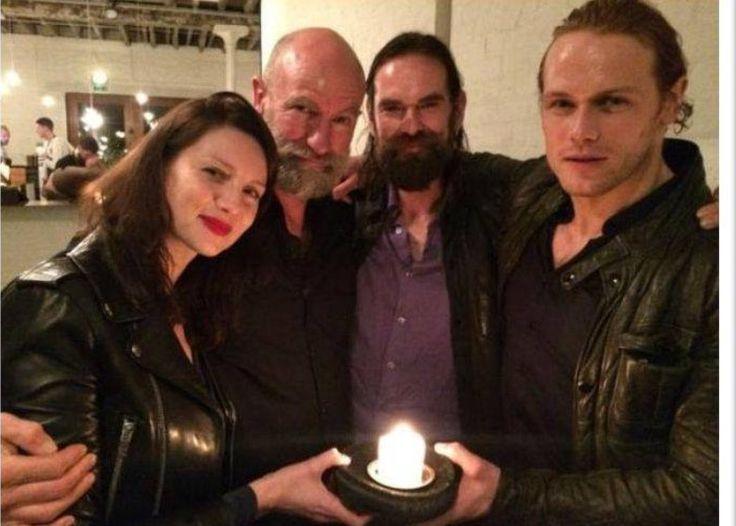 A few Outlander cast members