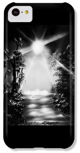 Printed with Fine Art spray painting image Awakening Dream by Nandor Molnar (When you visit the Shop, change the orientation, background color and image size as you wish)