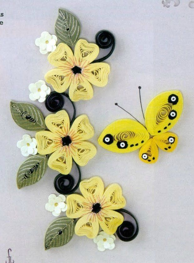 Pin By Penny Sinclair On Quilling Cards Paper Quilling Patterns