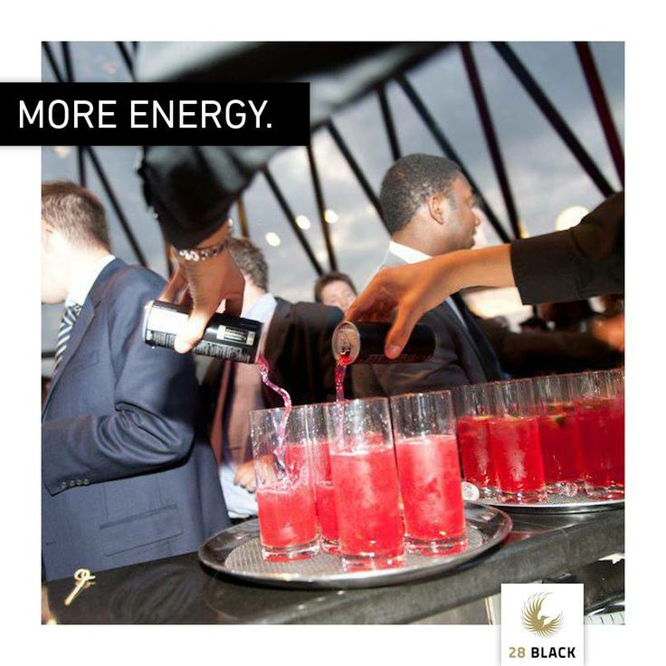Who would have thought that this much energy could be this healthy? 28 Black is an all natural energy drink that gets its fruity flavor from the acai berry. www.universalbeveragedistributors.com