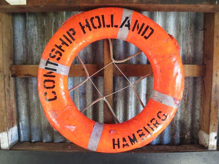 Hamburg life ring