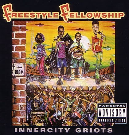 Freestyle Fellowship - Innercity Griots, 1993.