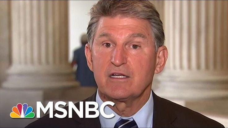 Senator Joe Manchin: Donald Trump Jr. Could Say 'I Made A Mistake' | Mor...
